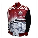 Men's Alabama Crimson Tide Rally Track Jacket