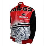 Men's Georgia Bulldogs Rally Track Jacket