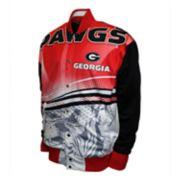 Men's Georgia Bulldogs Rally Track Jacket