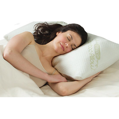 Miracle Bamboo 3-in-1 Pillow
