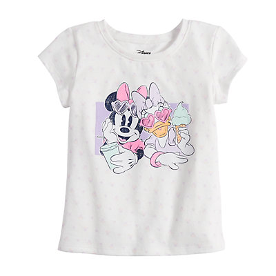 Disney's Minnie Mouse & Daisy Duck Toddler Girl Graphic Tee by Jumping Beans®