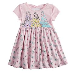 fb5ae063c Kohls Exclusive. Top Toy. Disney's Belle, Cinderella & Rapunzel Toddler  Girl Babydoll dress by Jumping Beans®