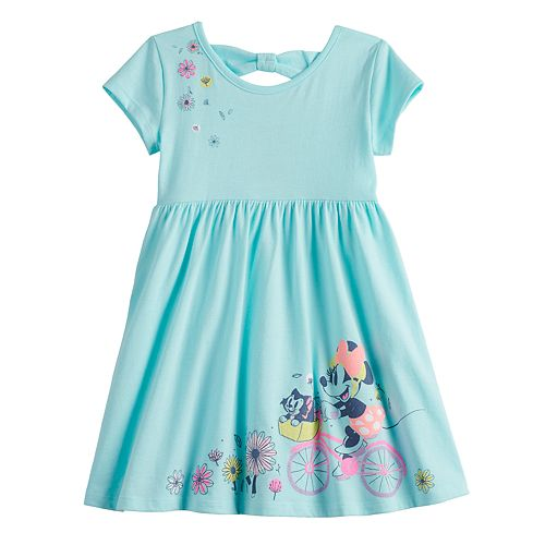 b4b66f65 Disney's Minnie Mouse Toddler Girl Babydoll Dress by Jumping Beans®