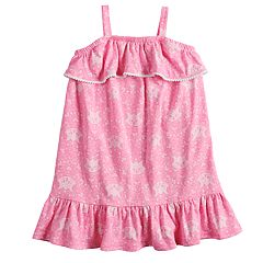 Disney's Aristocats Toddler Girl Ruffled Dress by Jumping Beans®