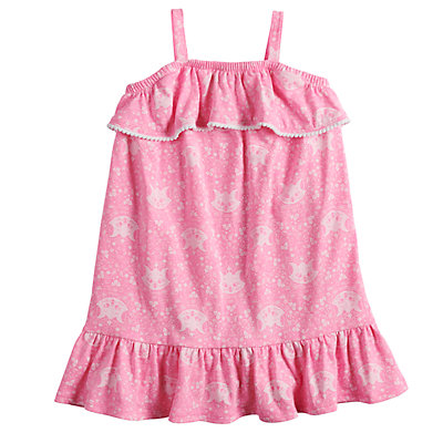 Disney's Aristocats Toddler Girl Ruffled Dress by Jumping Beans®