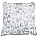 Thro by Marlo Lorenz Miron Cheetah Velvet Throw Pillow