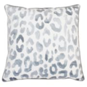 Thro by Marlo Lorenz Miron Cheetah Velvet Throw Pillow