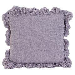Thro by Marlo Lorenz Cecelia Chenille Throw Pillow