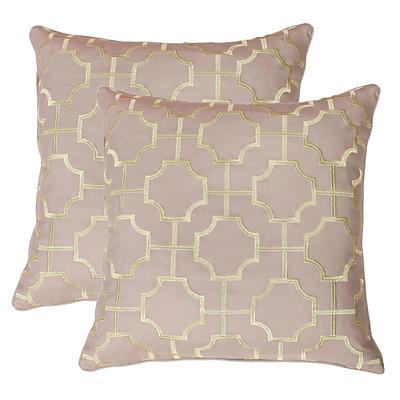 THRO By Marlo Lorenz Tonianne Throw Pillow