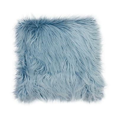 Thro by Marlo Lorenz Keller Faux Fur Mongolian Throw Pillow
