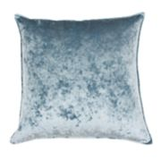 Thro by Marlo Lorenz Ibenz Ice Velvet Throw Pillow