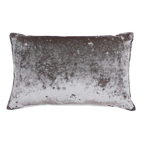 Thro by Marlo Lorenz Ibenz Ice Velvet Throw Pillow
