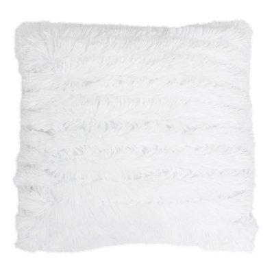 Thro by Marlo Lorenz Effie Faux Fur Long Pile Throw Pillow