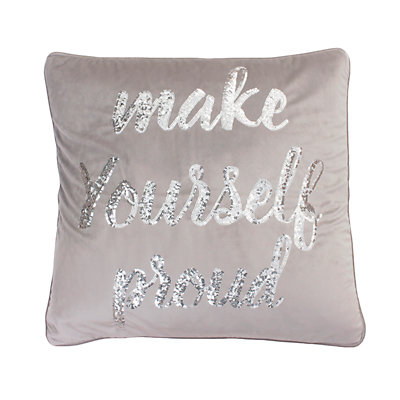 Thro by Marlo Lorenz Marnie Make Yourself Proud Throw Pillow
