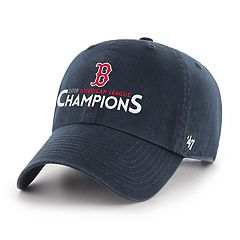 Adult '47 Brand Boston Red Sox 2018 American League Champions Adjustable Cap