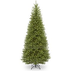 National Tree Company 12-ft. Dunhill Fir Slim Artificial Christmas Tree