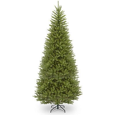 National Tree Company 12-ft. Dunhill Fir Slim Artificial Christmas Tree
