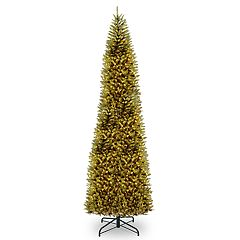 National Tree Company 16-ft. Pre-Lit Kingswood Fir Pencil Artificial Christmas Tree