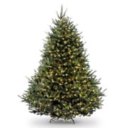 National Tree Company 7.5-ft. Pre-Lit Fraser Fir Artificial Christmas Tree