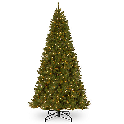 National Tree Company 10-ft. Pre-Lit North Valley Spruce Artificial Christmas Tree