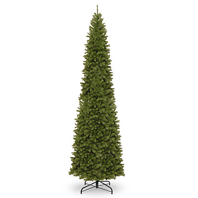 National Tree Company 12-ft. North Valley Spruce Slim Artificial Christmas Tree