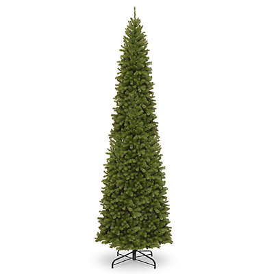 National Tree Company 14-ft. North Valley Spruce Slim Artificial Christmas Tree
