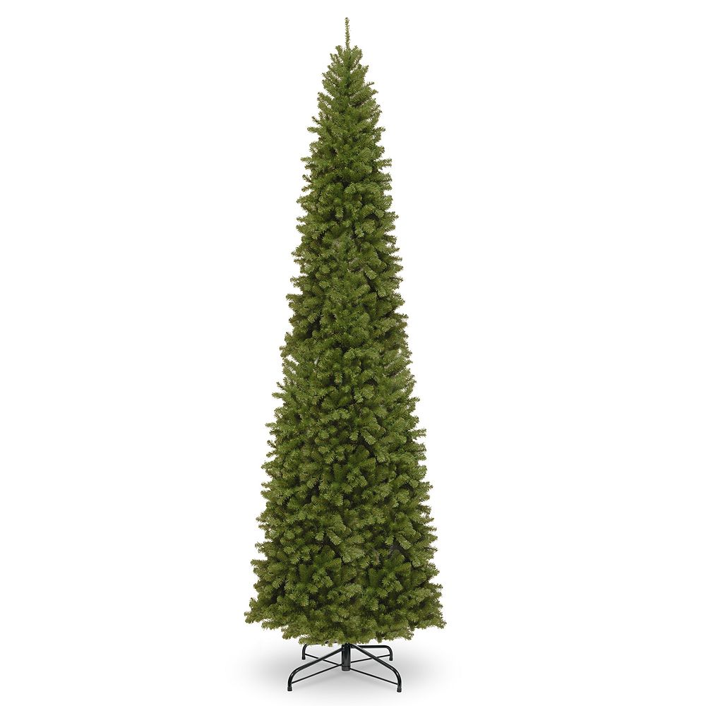 National Tree Company 16-ft. North Valley Spruce Slim Artificial Christmas Tree