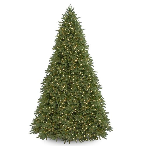 National Tree Company 12-ft. LED Fraser Fir Artificial Christmas Tree