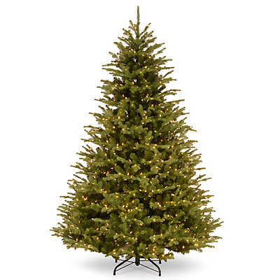 National Tree Company 7.5-ft. LED Ridgedale Fir Artificial Christmas Tree