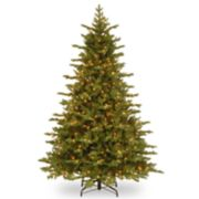 National Tree Company 7.5-ft. LED Vienna Fir Artificial Christmas Tree