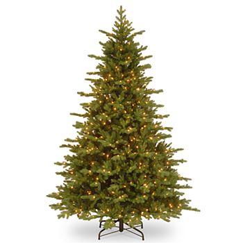 National Tree Company 7.5-ft. LED Vienna Fir Artificial Christmas Tree
