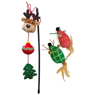 Woof Holiday Cat Toy