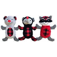 Woof Holiday Characters Dog Toys