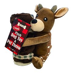 WoofReindeer Dog Toy