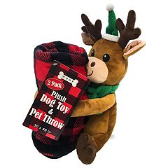 WoofReindeer Dog Toy