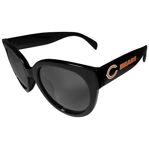 Women's Chicago Bears Cat-Eye Sunglasses