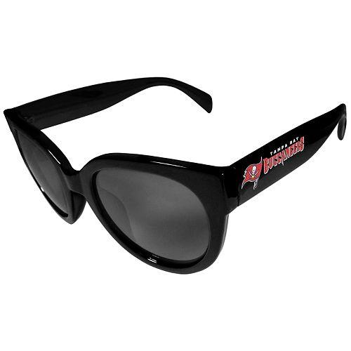 Women's Tampa Bay Buccaneers Cat-Eye Sunglasses