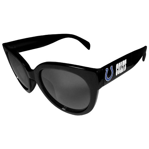 Women's Indianapolis Colts Cat-Eye Sunglasses