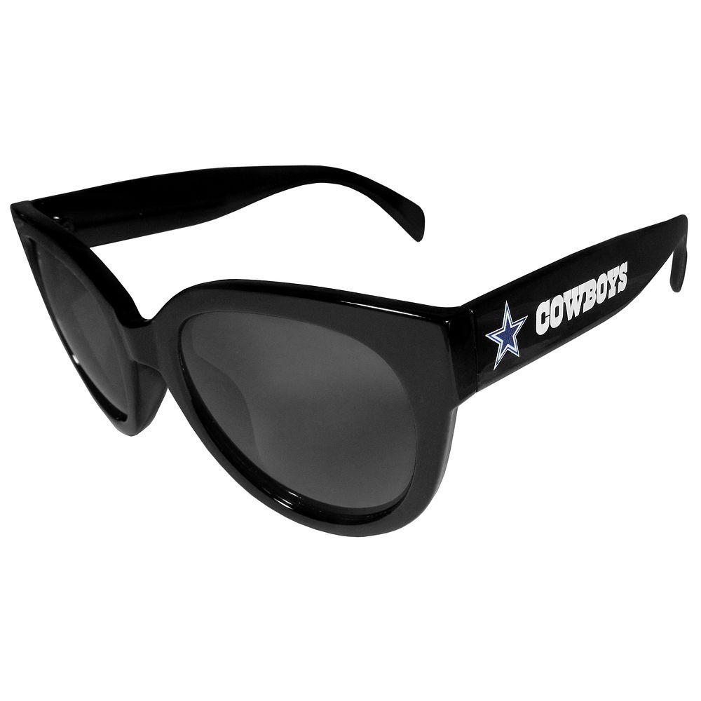 Women's Dallas Cowboys Cat-Eye Sunglasses