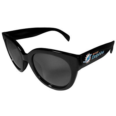 Women's Miami Dolphins Cat-Eye Sunglasses