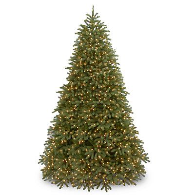 National Tree Company 10-ft. LED Fraser Fir Artificial Christmas Tree