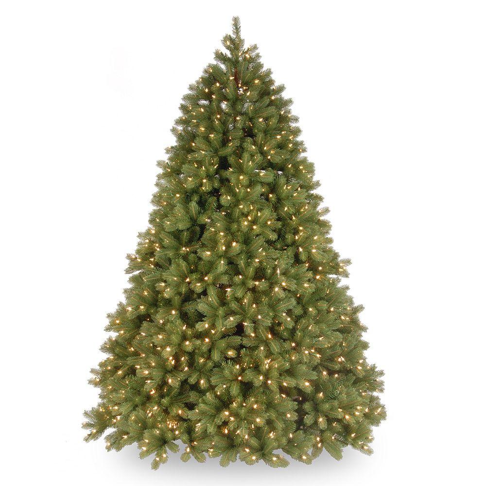 National Tree Company 7.5-ft. LED Douglas Fir Artificial Christmas Tree