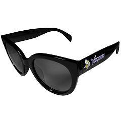 Women's Minnesota Vikings Cat-Eye Sunglasses