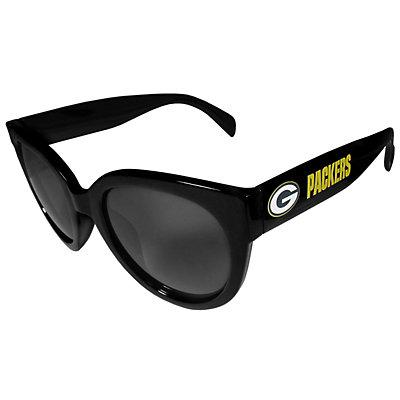Women's Green Bay Packers Cat-Eye Sunglasses