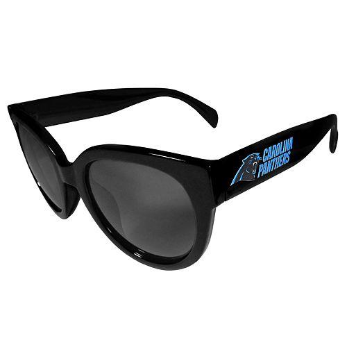 Women's Carolina Panthers Cat-Eye Sunglasses