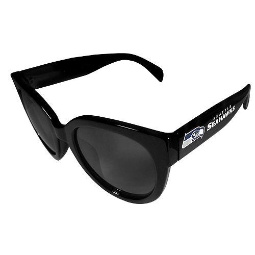 Women's Seattle Seahawks Cat-Eye Sunglasses