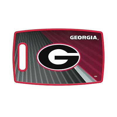 Georgia Bulldogs Large Cutting Board