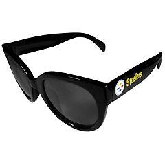 Women's Pittsburgh Steelers Cat-Eye Sunglasses