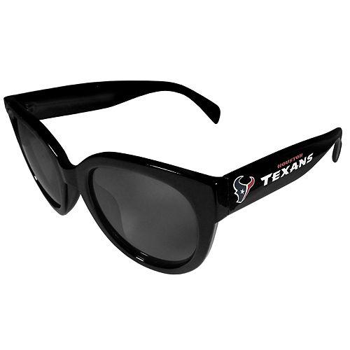 Women's Houston Texans Cat-Eye Sunglasses
