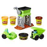 Hasbro Play-Doh Wheels Gravel Yard Construction Toy